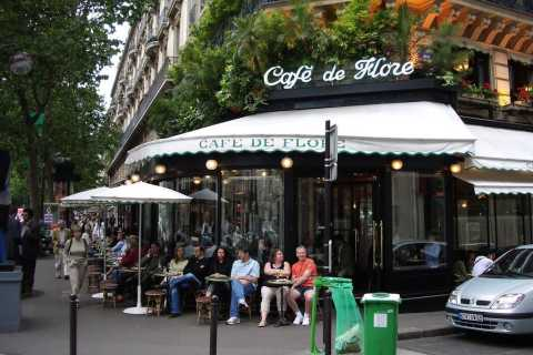 Paris 2-Hour Writers and Painters Guided Walking Tour