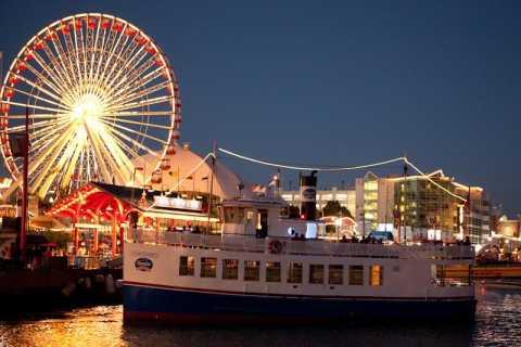 Tour del horizonte Chicago: crucero turístico de 40 minutos