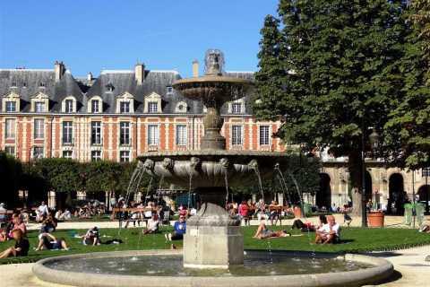 Paris: de língua alemã visita guiada do Marais