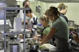 Paris: Ganztägiger Kochkurs, Markt-Tour & Mittagessen