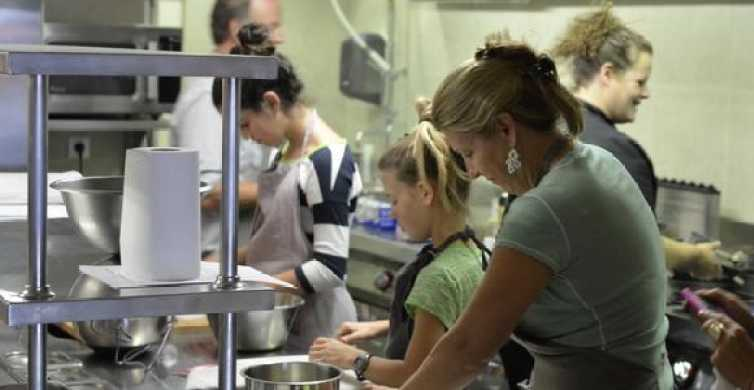 Paris: Full-Day Cooking Class, Market Tour and Lunch