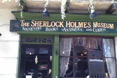 London: Sherlock Holmes 4-Hour Private Guided Tour