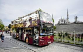 Istanbul: Hop-On Hop-Off Bus Tour