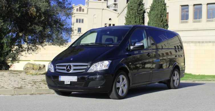 Barcelona Private Transfer Between Sants Station & City