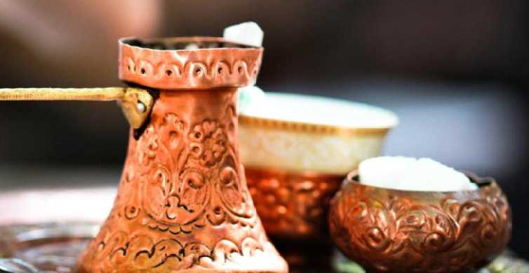 Istambul: Meio-Dia Turkish Coffee Tasting and Tour