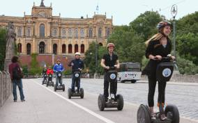 Munich: 2.5 hour Segway Tour