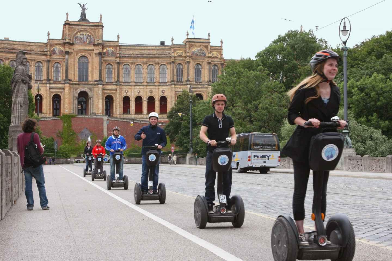 München: Sightseeing-Tour per Segway