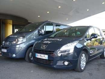 Paris: Flughafen CDG & Orly - Kleingruppen-Minivan-Transfer