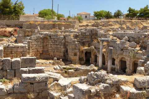 Corinth Half-Day Small Group Tour from Athens