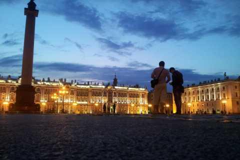St. Petersburg: Weiße-Nacht-Tour