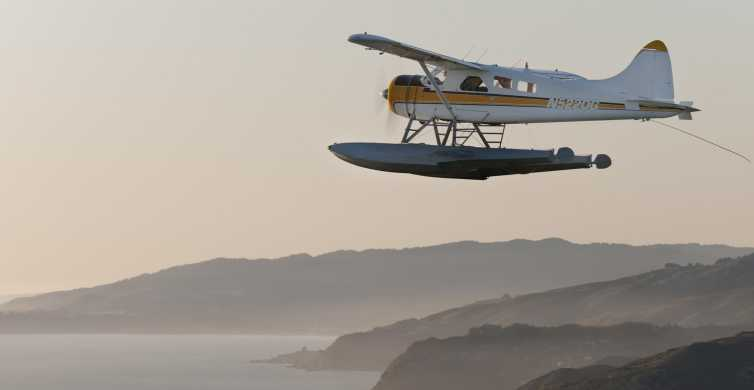 Golden Gate Bridge from the Air! Seaplane Tour