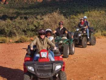 West Sedona Canyon: 3-Stunden-ATV-Tour