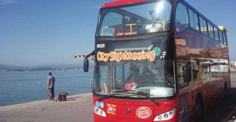 Santander: Hop-On Hop-Off Tour 24-Hour or 48-Hour Ticket