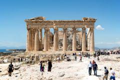 Acrópole e Museu: Excursão Particular Guiada sem Ingressos