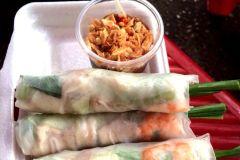 Saigon Street Food: passeio nocturno de 3,5 horas