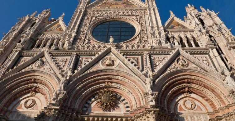 Siena: tour a piedi di 2 ore e ingresso rapido al Duomo