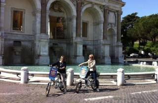 Filmtour in Rom: La Grande Bellezza mit E-Bike