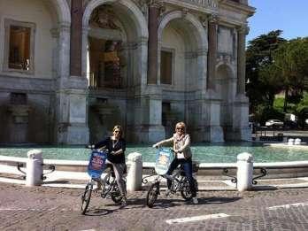 Filmtour in Rom: La Grande Bellezza mit E-Bike