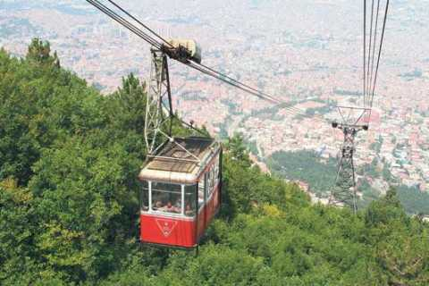 From Istanbul: Green Bursa Full-Day Excursion