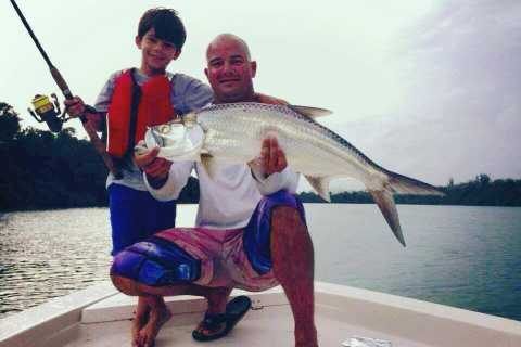 Light Tackle 4-Hour Fishing: Morning or Afternoon Tour