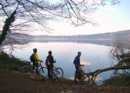 Rom: Appian Way & Albano Lake: Ganztägige E-Bike-Tour