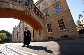 Oxford Universität: Rundgang