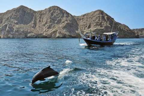 Musandam Khasab Full-Day Cruise with Transfers & Lunch