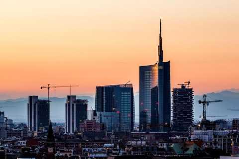 Milano moderna: tour a piedi di 1 ora e 30 minuti