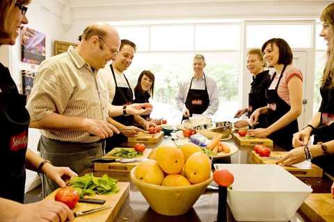 Tour privato di 1 giorno a Milano e lezione di cucina