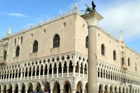 Venetië: Doge's Palace & Saint Mark's Small Group Tour