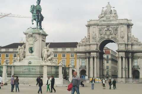 Lisbon: Full-Day Private and Guided City Tour