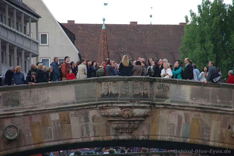 Nürnberg: Mittelalterlicher Rundgang durch die Stadt
