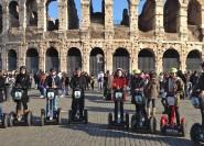 Rom: 3-Stunden Kleine Gruppe Segway Tour