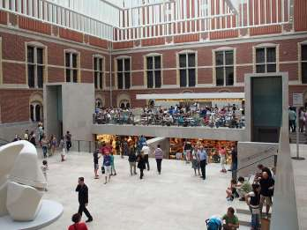 Amsterdam: Private Tour durch das Rijksmuseum