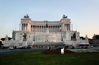 Rom an einem Tag: Kleingruppentour