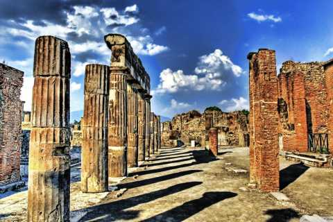 Pompeii Ruins 2-Hour Guided Tour from Sorrento