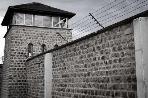 Vienne: mémorial du camp de concentration de Mauthausen