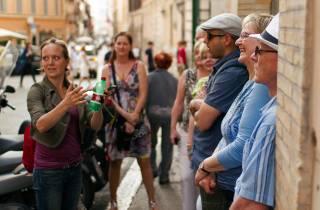 Rom: Rundgang mit Eisverkostung bei Dämmerung