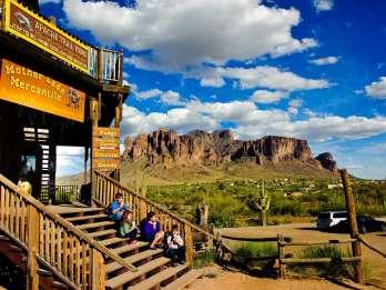 Apache Trail: Tagestour in kleiner Gruppe