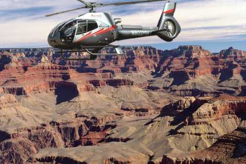 Grand Canyon with Helicopter Tour