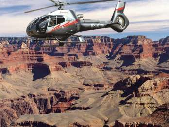 Grand Canyon: Tour mit Helikopter-Flug