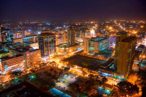 Lonely Planet Experiences: Nairobi Nightlife Tour and Dinner