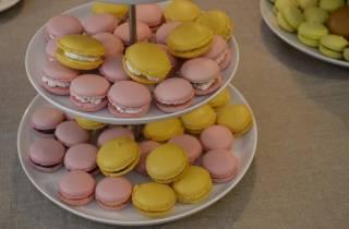 Paris: Macarons-Kurs, Tee und Macarons zum Mitnehmen