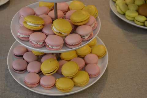 Paris: Macarons Class, Teatime and To-Go Box