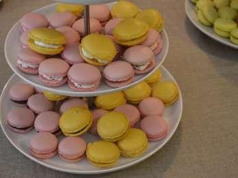 Paris: Macarons-Kurs, Tee und Macarons zum Mitnehmen. Foto: GetYourGuide