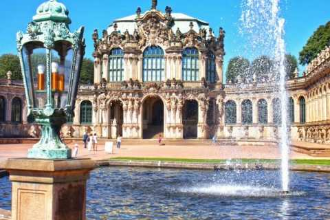 "Dresden: Historic Walking Tour ""Florence on the Elbe"""