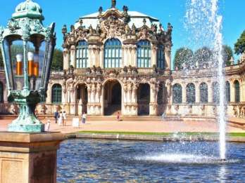 """Dresden: Historischer Rundgang durch das """"Elbflorenz"""""""