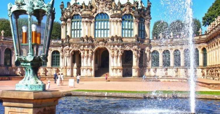Dresde: Parcours historique de Florence sur l'Elbe