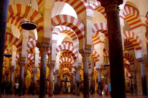 Córdoba Highlights Full-Day Tour from Granada
