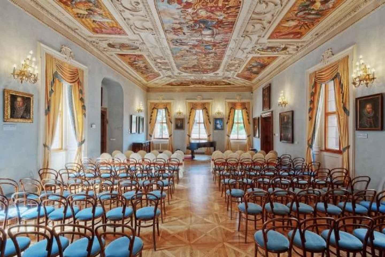 Lobkowicz-Palast: Mittagskonzert